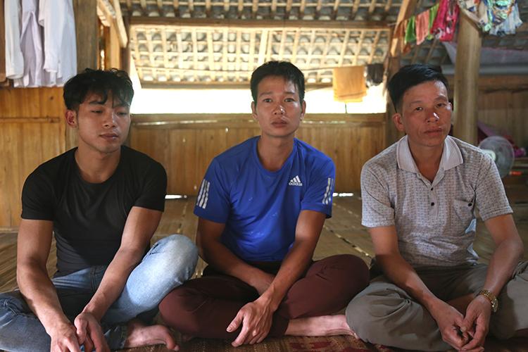5 người đàn ông kêu oan - ảnh 1