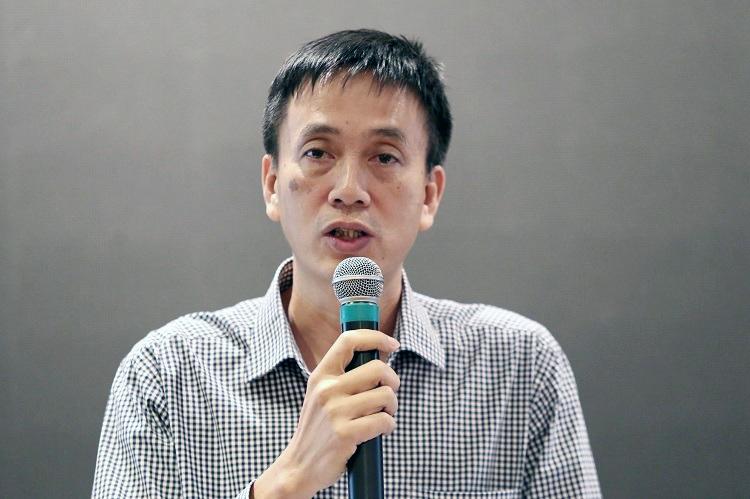 Ông Phạm Văn Đức, Phó tổng giám đốc Urenco. Ảnh: Gia Chính