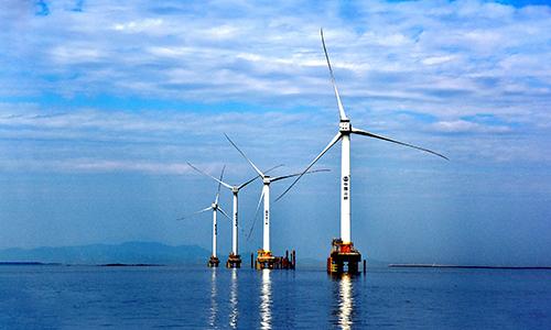 Một trang trại điện đó ở tỉnh Phúc Kiến. Ảnh: China.org.
