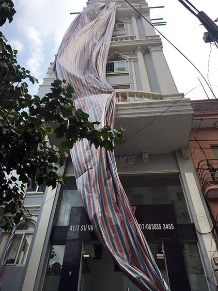 Chánh Thanh tra xây dựng xây nhà vượt phép 3 tầng - ảnh 1