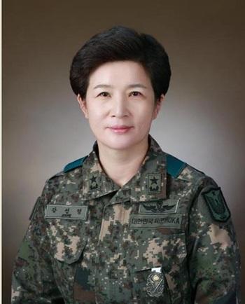 Hàn Quốc có nữ thiếu tướng đầu tiên - ảnh 1