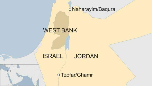 Jordan thu hồi đất cho Israel thuê - ảnh 2