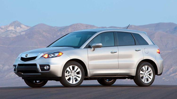 10 mẫu SUV cũ giá dưới 10.000 USD ở Mỹ