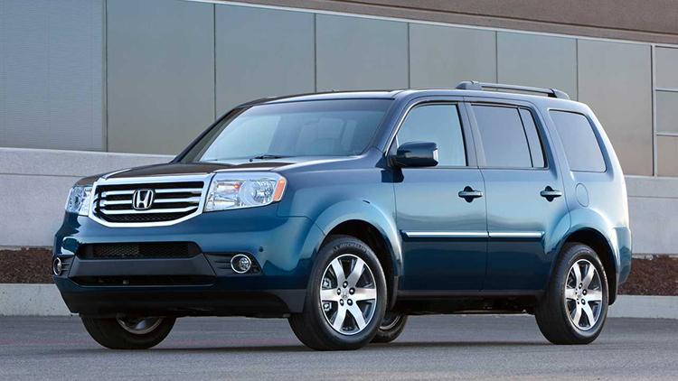 10 mẫu SUV cũ giá dưới 10.000 USD ở Mỹ - 4
