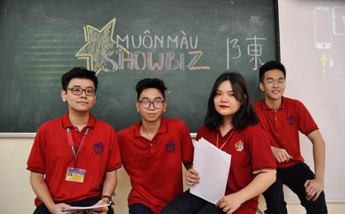 Một giờ học theo dự án ở lớp cô Lưu Thị Thu Hà, trường Việt Đức.