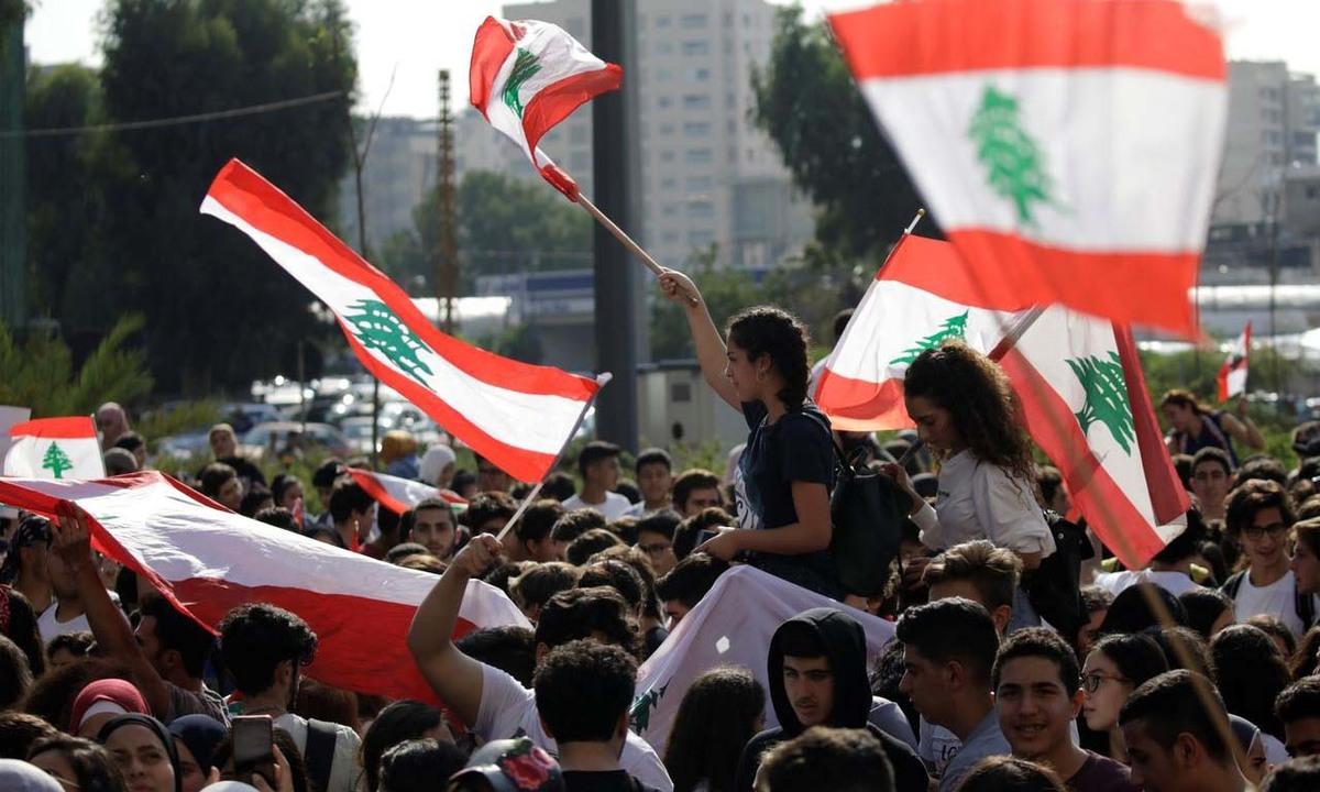 Lebanon tê liệt vì biểu tình -