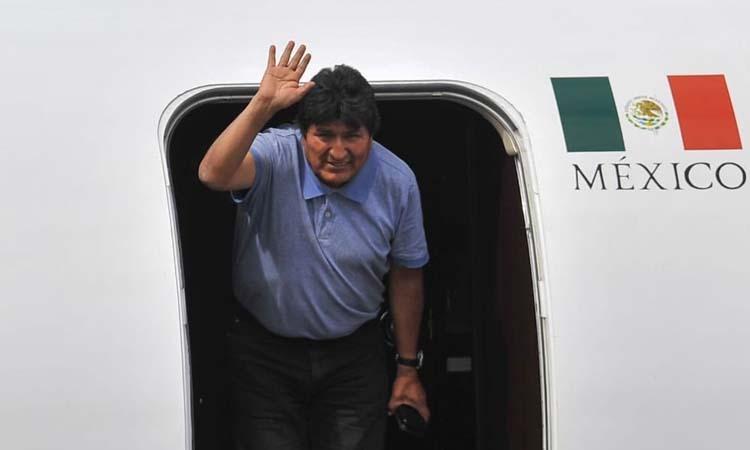 Mexico có thể gặp rắc rối khi cứu mạng Morales - ảnh 1