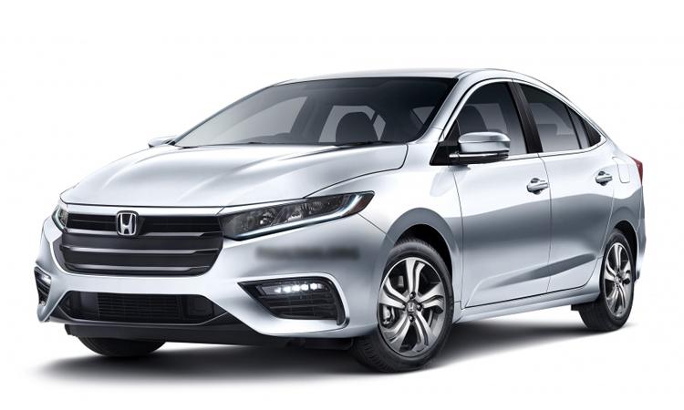 Honda City thế hệ mớitheo hình dung của Paultan.