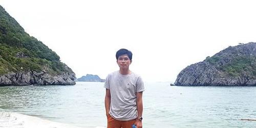Anh Nguyễn Thanh Lâm, hiện là sinh viên trực tuyến tại FUNiX.