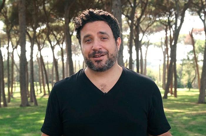 Luca Lampariello thông thạo 13 ngôn ngữ. Ảnh:Luca Lamariello.