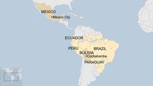 Chuyến bay cứu mạng cựu tổng thống Bolivia - ảnh 2