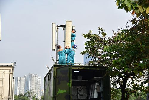 Công nghệ phủ sóng hiện đại của Viettel cho trận Việt Nam - UAE - ảnh 2