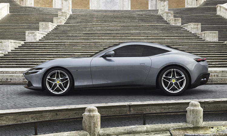 Siêu xe Roma phát triển dựa trên nền tảng của Portofino.