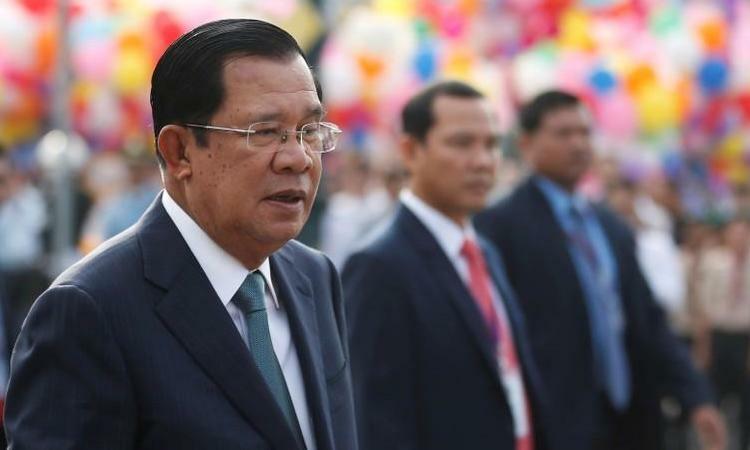 Hun Sen lệnh thả hơn 70 thành viên đối lập - ảnh 1