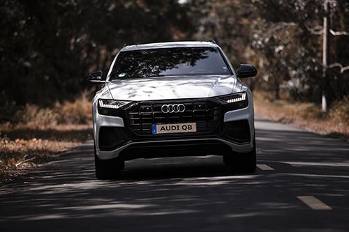 Audi Q8 tại Việt Nam