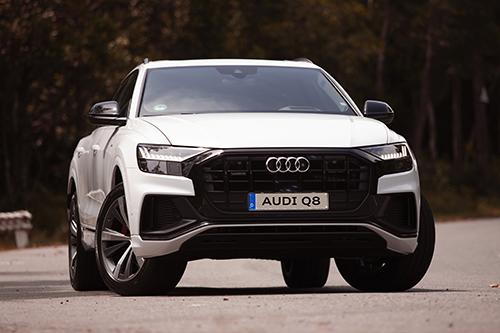 Những trang bị chinh phục đại gia Việt của Audi Q8 - 5