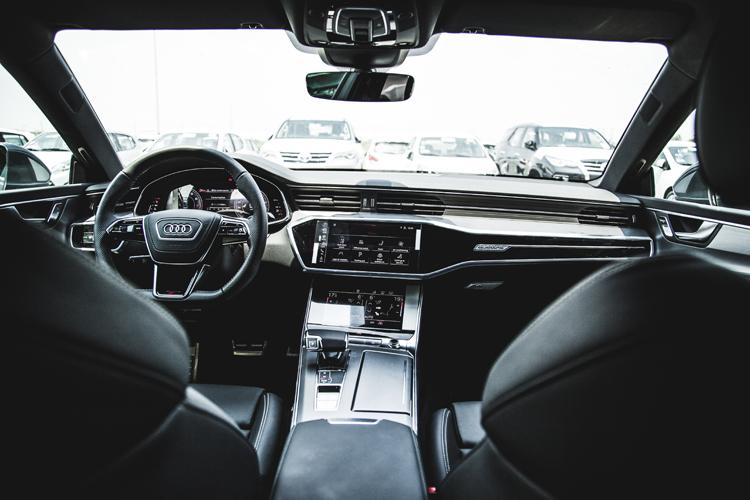 Audi A7 Sportback mới thêm nhiều nâng cấp - 3