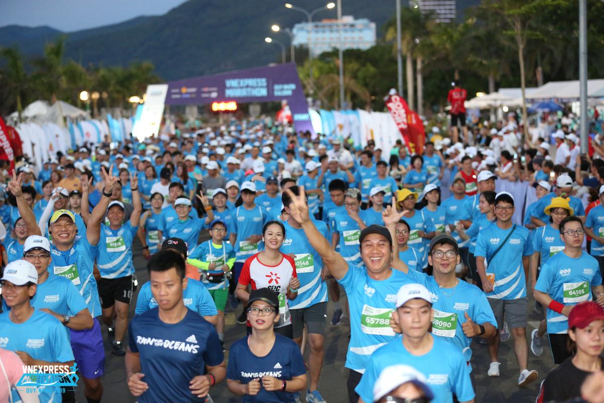 VnExpress Marathon Quy Nhơn 2020 Thể Hình Channel