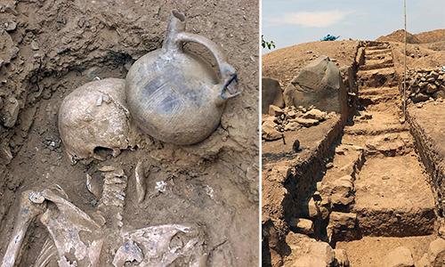 Khai quật ngôi đền cự thạch 3.000 năm tuổi