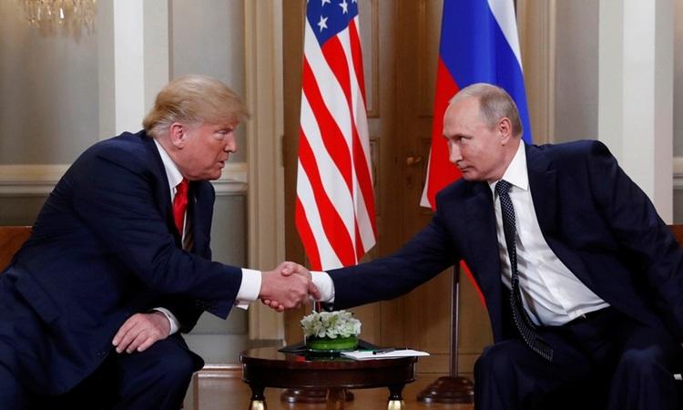 Putin nói Trump dự duyệt binh ở Nga là điều đúng đắn - ảnh 1