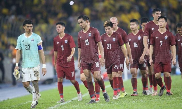 Báo Thái Lan lo đội nhà sẽ mất vị trí nhì bảng nếu thua Việt Nam