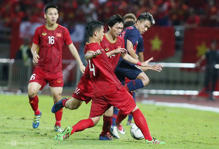 Việt Nam chiến đấu kiên cường, cầm hoà 0-0 ngay trên sân đối phương vào ngày 5/9.