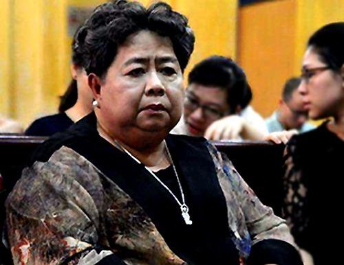 Bà Hứa Thị Phấn bị đề nghị 20 năm tù - ảnh 1