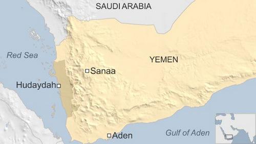 Phiến quân Yemen bắt tàu trên Biển Đỏ - ảnh 2