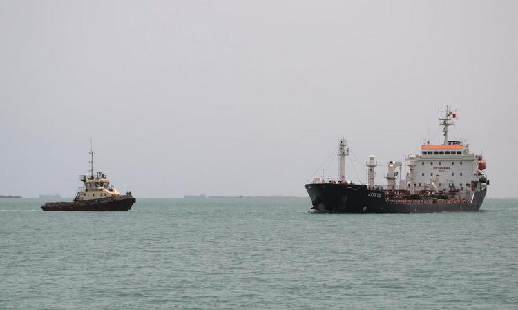 Phiến quân Yemen bắt tàu trên Biển Đỏ - ảnh 1