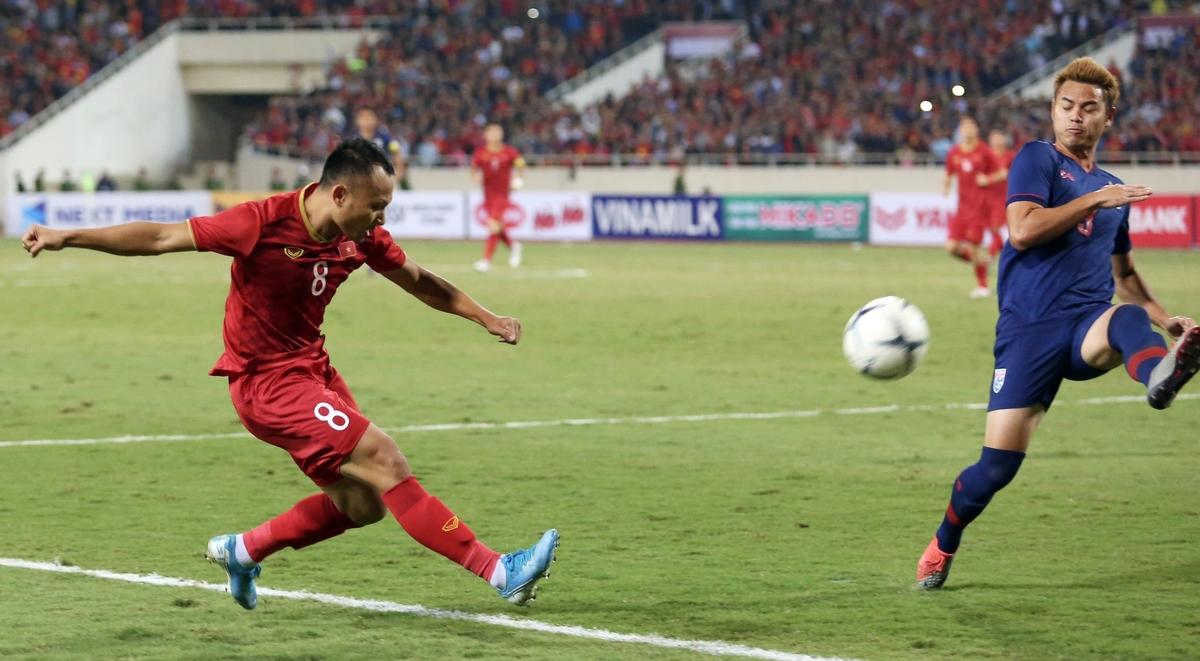 Worldcup888 đưa tin:Đặng Văn Lâm điểm cao nhất trận hòa Thái Lan