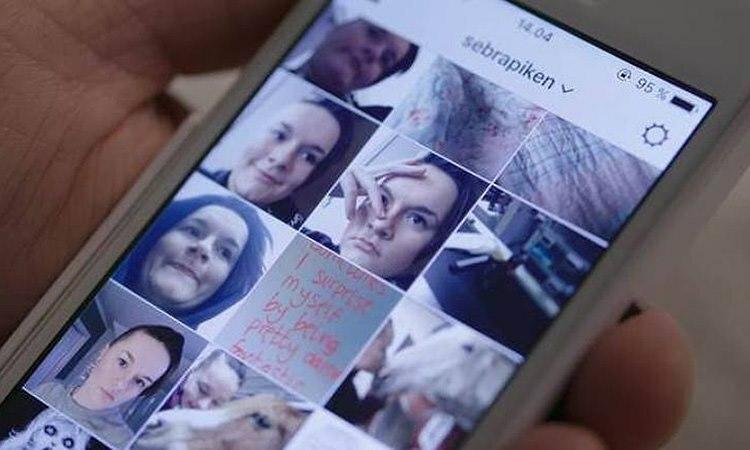 Người theo dõi mạng lưới tự tử trên Instagram - ảnh 2