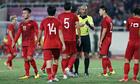 Trọng tài phá hỏng kế hoạch của đội tuyển Việt Nam