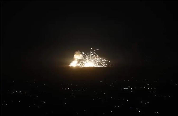 Israel phá hủy nhiều tổ hợp phòng không Syria - ảnh 2