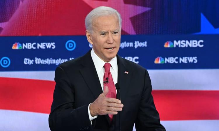 Biden nói Trump có thể bị truy tố - ảnh 1