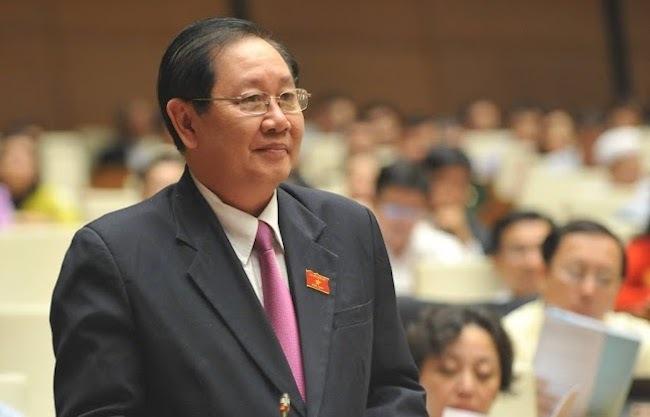 Bộ trưởng Nội vụ Lê Vĩnh Tân. Ảnh: Ngọc Thắng