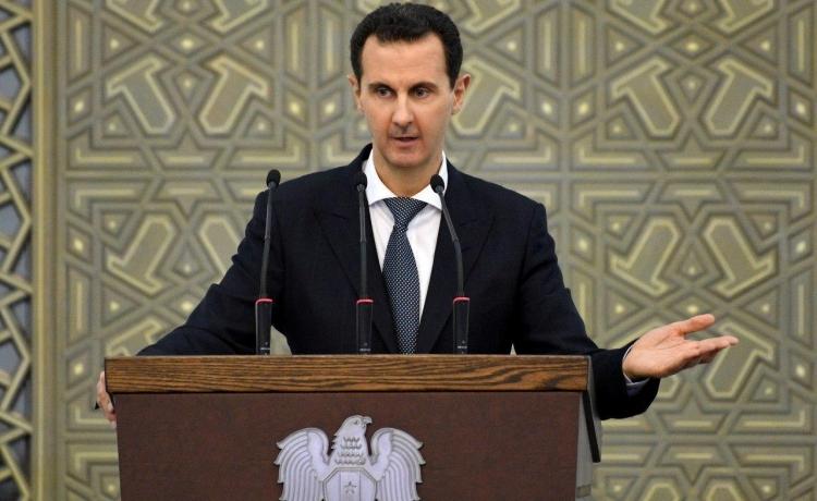 Tây Ban Nha đề nghị xét xử chú của Tổng thống Assad - ảnh 1