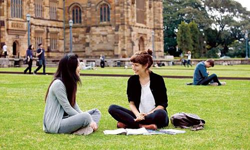 Ngày hội du học tại đại học Sydney, Australia