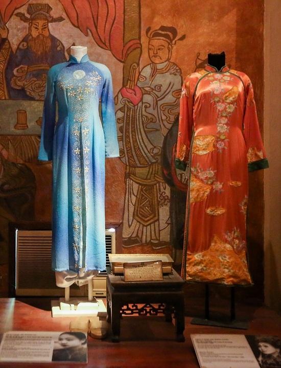 Bảo tàng áo dài ở Sài Gòn