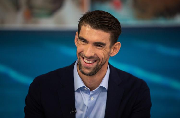 Michael Phelpsđãgiải nghệ sau Olympic Rio 2016. Ảnh:AOL.