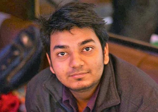 Abhishek Banerjee được vinh danh trong top 30 gương mặt dưới 30 tuổi nổi bật nhất châu Á do tạp chí Forbes bình chọn. Ảnh: CNN.