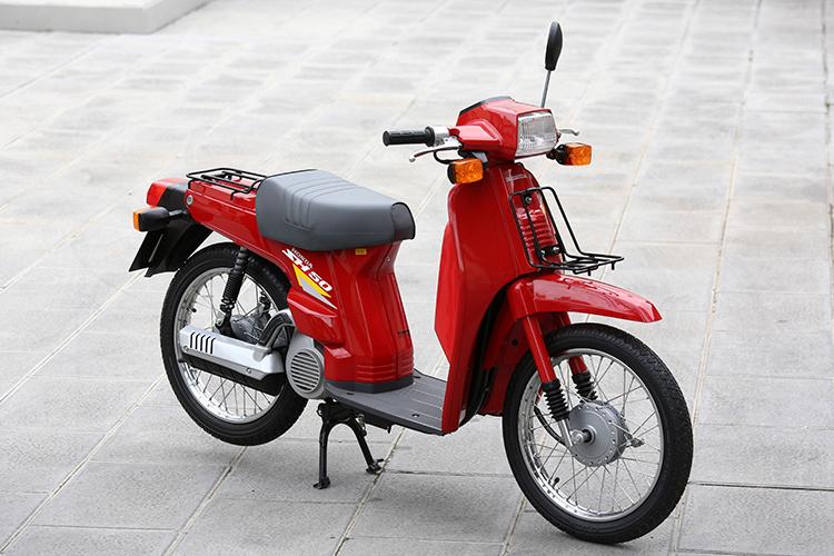Honda SH - xe ga doc ton tai Viet Nam