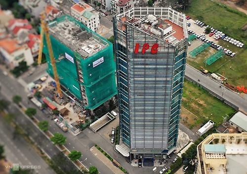 Công ty Tân Thuận - IPC xảy ra hàng loạt sai phạm. Ảnh: Hữu Khoa.