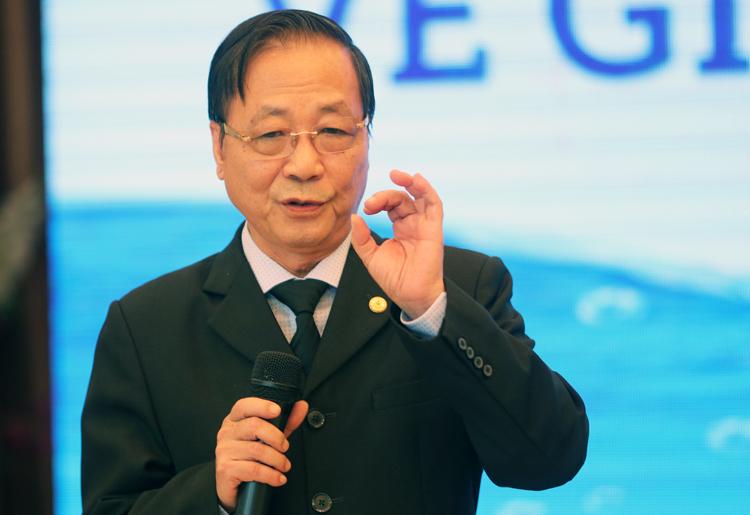 Nguyên Cục trưởng quản lý giá, Bộ Tài chính Nguyễn Tiến Thoả. Ảnh: Võ Hải.