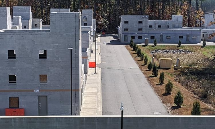 Mỹ xây thành phố giả để huấn luyện đặc vụ