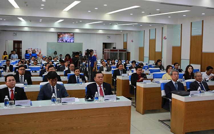 Trường Đại học Kinh tế TP HCM mở lớp đào tạo hội nhập toàn cầu - ảnh 3