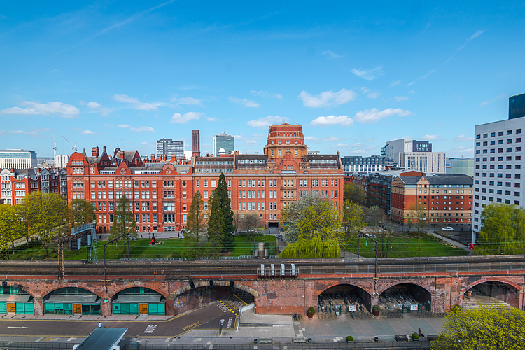 Đại học Manchester. Ảnh: Shutterstock
