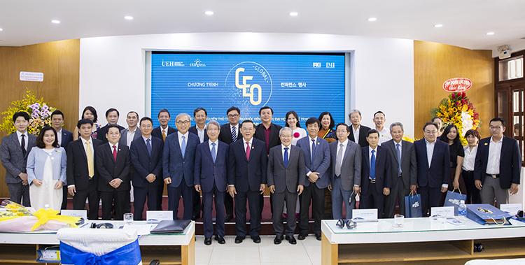 Trường Đại học Kinh tế TP HCM mở lớp đào tạo hội nhập toàn cầu - ảnh 4