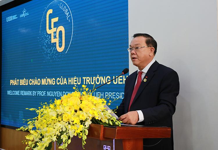 Trường Đại học Kinh tế TP HCM mở lớp đào tạo hội nhập toàn cầu - ảnh 2