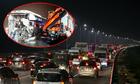 Xe cấp cứu kêu cứu vì bị chiếm làn khẩn cấp - nỗi xấu hổ cao tốc - ảnh 3