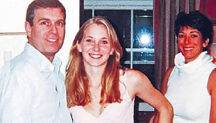 Người phụ nữ Mỹ tố bị ép quan hệ với Hoàng tử Andrew - ảnh 2